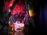 Алиса в стране чудес. Спектакль Образцового Детского Музыкального театра, город Выборг. Часть первая