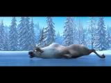 Мульт про снеговика