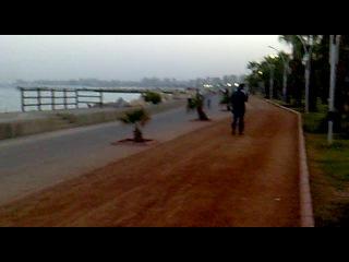 Mersin Atatürk Parkı Sahil Koşu Yolu