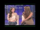 Интервью на шоу 'Tyra Banks' (Алисcа Милано)