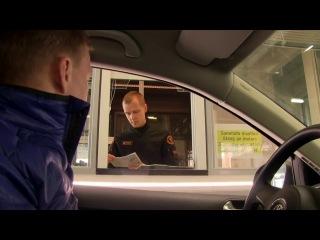 Новый формат пограничного контроля на финском пункте пропуска